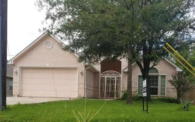 Single Family Home For Sale: 4805 Wynnewood Street