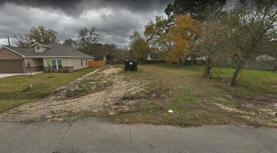 Houston Residential Lots & Land For Sale: 979 Junell