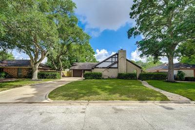 Rosenberg Single Family Home For Sale: 3509 Glenmeadow Drive