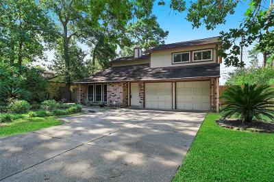 Kingwood Single Family Home For Sale: 3306 Holly Green Drive