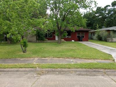 Houston Single Family Home For Sale: 6134 Wortham Way