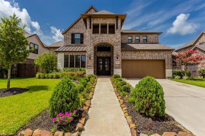 Missouri City Single Family Home For Sale: 9806 Tensas Way