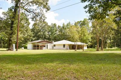Porter Single Family Home For Sale: 25217 Meadow Lane