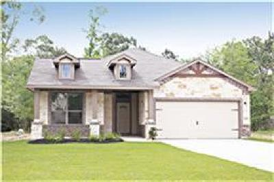 Conroe Single Family Home For Sale: 1716 Wandering Hills