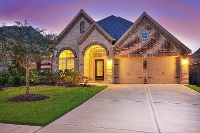 Rosenberg Single Family Home For Sale: 6211 Fisher Bend Lane