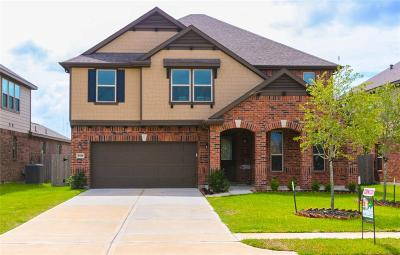 Pearland Single Family Home For Sale: 3122 Laurel Bend Lane