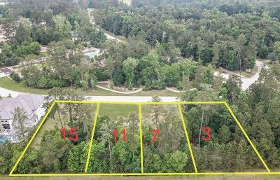 The Woodlands Residential Lots & Land For Sale: 7 S Glenwild Circle