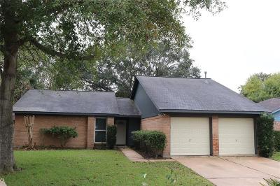 Houston Single Family Home For Sale: 431 Village Creek Drive