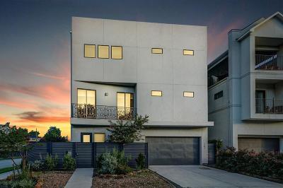 Houston Single Family Home For Sale: 303 Peden Street