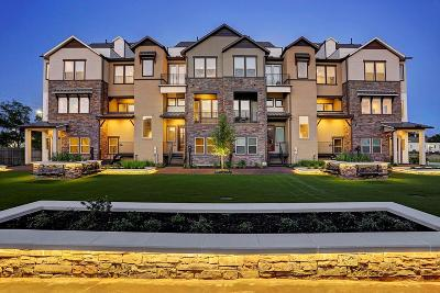 Conroe, Houston, Montgomery, Pearland, Spring, The Woodlands, Willis Condo/Townhouse For Sale: 2639 Fountain Key Boulevard