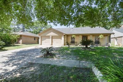 Spring Single Family Home For Sale: 6127 Bridgegate Drive