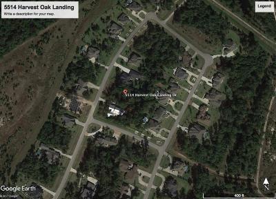 Spring Residential Lots & Land For Sale: 5514 Harvest Oak Landing Drive