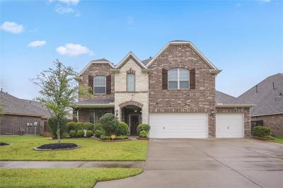 Katy TX Single Family Home For Sale: $290,000
