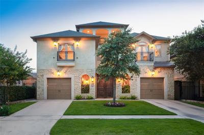 Houston Single Family Home For Sale: 3306 Sackett Street
