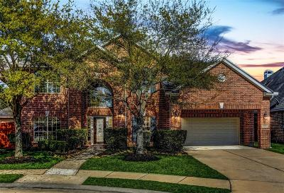 Houston Single Family Home For Sale: 6526 Grand Flora Court
