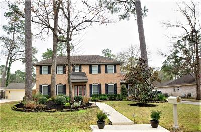 Houston Single Family Home For Sale: 3530 Fawn Creek Drive