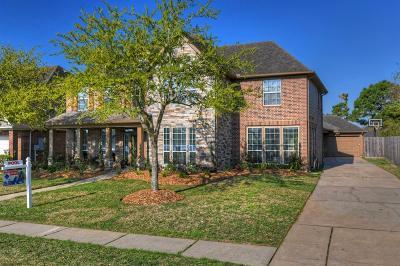 League City Single Family Home For Sale: 403 Cranbrook