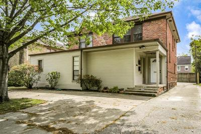 Houston Multi Family Home For Sale: 2341 Wroxton Road