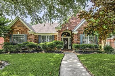 Houston Single Family Home For Sale: 12903 Magnolia Leaf Street