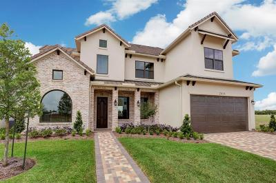Houston TX Single Family Home For Sale: $999,000