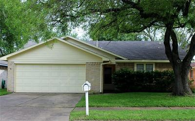 Katy Single Family Home For Sale: 1019 Three Forks Drive