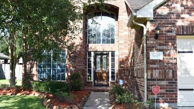 Pearland Single Family Home For Sale: 3603 Shasta Court