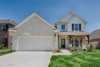 Conroe Single Family Home For Sale: 2518 Holly Laurel Manor