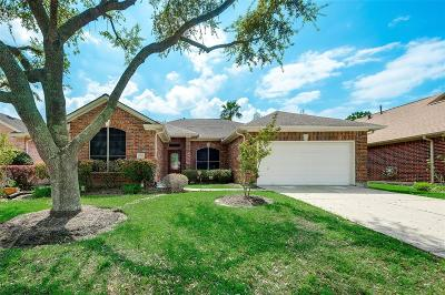 Friendswood Single Family Home For Sale: 17230 Grey Mist Drive