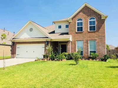 Conroe Single Family Home For Sale: 9913 Climbing Tree Street