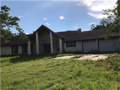 Galveston County Single Family Home For Sale: 5111 Fleming Street