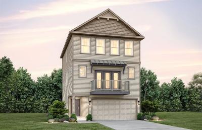 Houston Single Family Home For Sale: 9313 Bauer Vista Drive