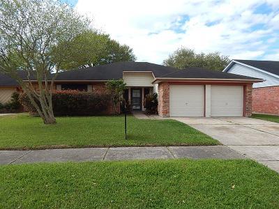 Missouri City Single Family Home For Sale: 8423 Bee Meadow Lane