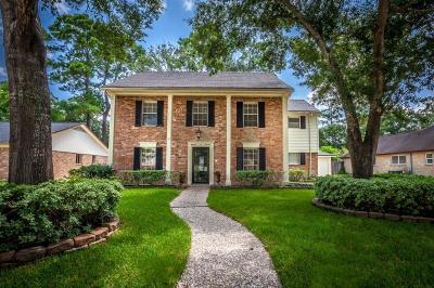 Houston Single Family Home For Sale: 18014 Bambridge Drive