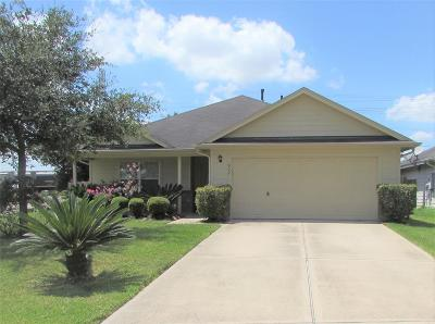 Rosenberg Single Family Home For Sale: 922 Gulf Court