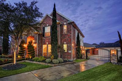 Pearland Single Family Home For Sale: 12201 Mossy Trail Court