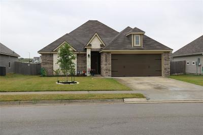 Madison County, Brazos County Single Family Home For Sale: 2126 Dumfries Drive