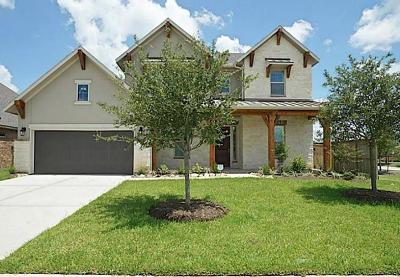 Pearland Single Family Home For Sale: 2531 Scarlett Trace