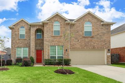 Pearland Single Family Home For Sale: 2409 Ridgebrook Lane