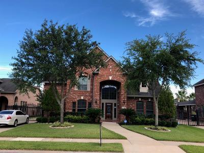 Katy Single Family Home For Sale: 5822 Calico Crosing Lane