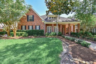 Katy Single Family Home For Sale: 4610 Wellbrook Lane