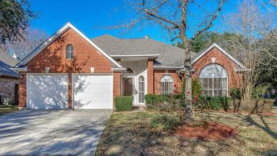 Single Family Home For Sale: 1443 Basswood Springs Court