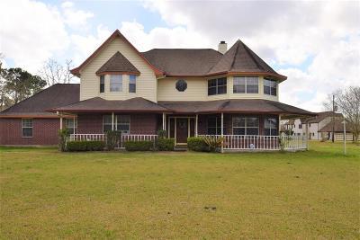 Alvin Single Family Home For Sale: 5314 E Zephyr Drive