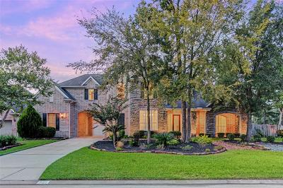 The Woodlands Single Family Home For Sale: 131 S Bantam Woods Circle S
