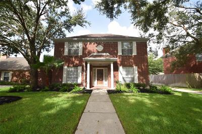 Houston Single Family Home For Sale: 8111 Brighton Place Court