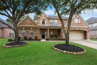 Single Family Home For Sale: 8507 Brighton Lake Lane