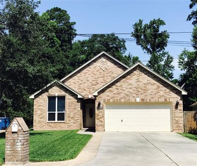 Montgomery Single Family Home For Sale: 314 Sherwood Forest Street