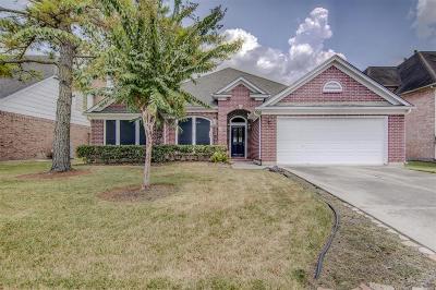Missouri City Single Family Home For Sale: 2731 Welborn Court