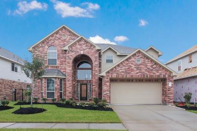 Katy Single Family Home For Sale: 24023 Cannon Anello