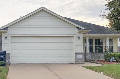 Katy Single Family Home For Sale: 19618 Hayman Ct