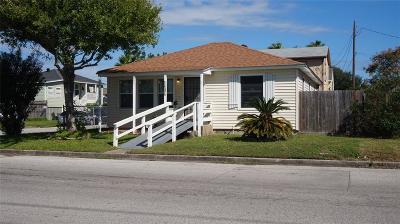 Galveston Multi Family Home For Sale: 1404 55th Street Street